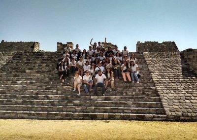 Ruinas visitadas de Licenciatura en Creación y Gestión de Empresas Turísticas