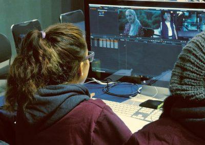 Edicion de video Licenciatura en Cine y Televisión Digital