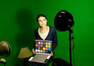 GreenScreen Licenciatura en Cine y Televisión Digital