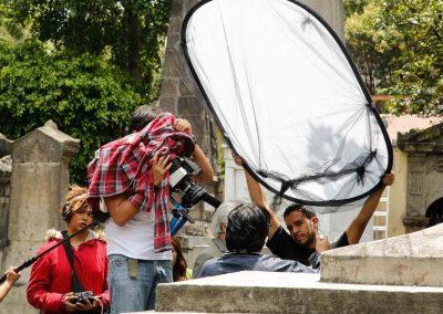 Equipo de Iluminación Licenciatura en Cine y Televisión Digital