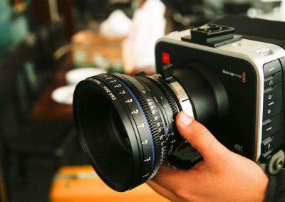 Black Magic 4k Licenciatura en Cine y Televisión Digital