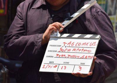 Acción Licenciatura en Cine y Televisión Digital