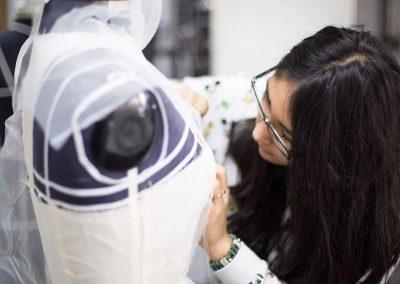 Confeccionando Vestuario dos Licenciatura en Diseño de Modas