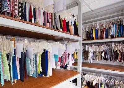 Almacén de Vestuario Licenciatura en Diseño de Modas