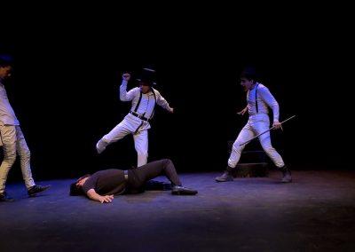 Obra de teatro Licenciatura en Actuación