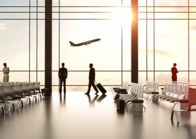 Estancia en Aeropuerto de Licenciatura en Creación y Gestión de Empresas Turísticas