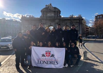 Viaje España Licenciatura en Creación y Gestión de Empresas Turísticas