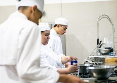 Cocina Industrial Licenciatura en Gastronomía