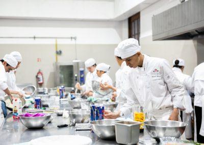 Chef Licenciatura en Gastronomía