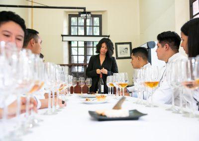 Taller de Vino Licenciatura en Creación y Gestión de Empresas Turísticas