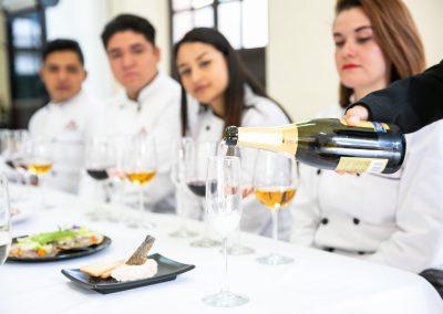 Cata de Vinos Licenciatura en Creación y Gestión de Empresas Turísticas