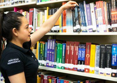 Biblioteca Licenciatura en Pedagogía