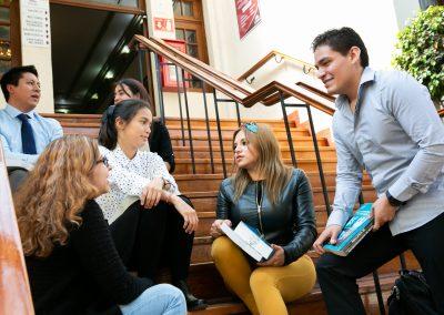 Grupos de Alumnos Licenciatura en Psicología
