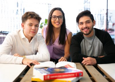 Grupo de Alumnos Licenciatura en Mercadotecnia