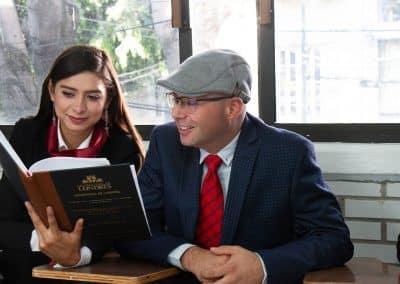 Alumnos de Licenciatura en Derecho