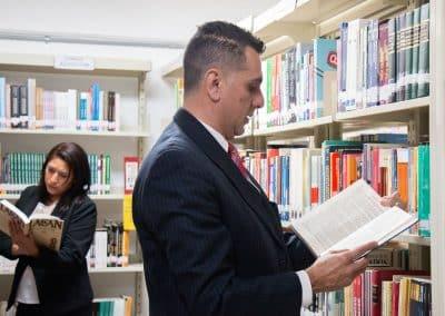 Estudiante de Licenciatura en Derecho