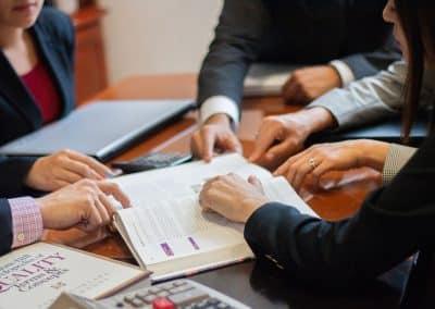 Leyendo Licenciatura en Finanzas