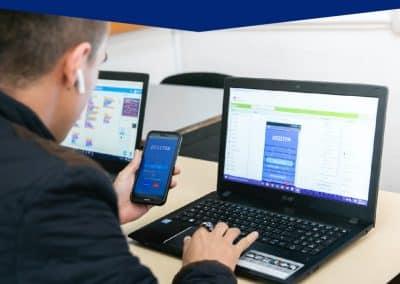 Alumno de Licenciatura en Tecnologías de la Información