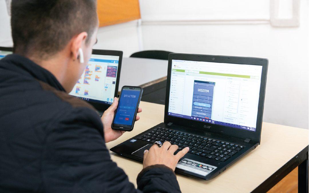 Alumnos de Tecnologias de Información UDL