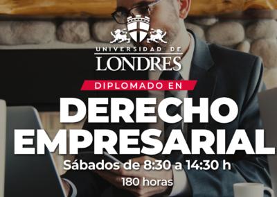 Diplomado Derecho Empresarial